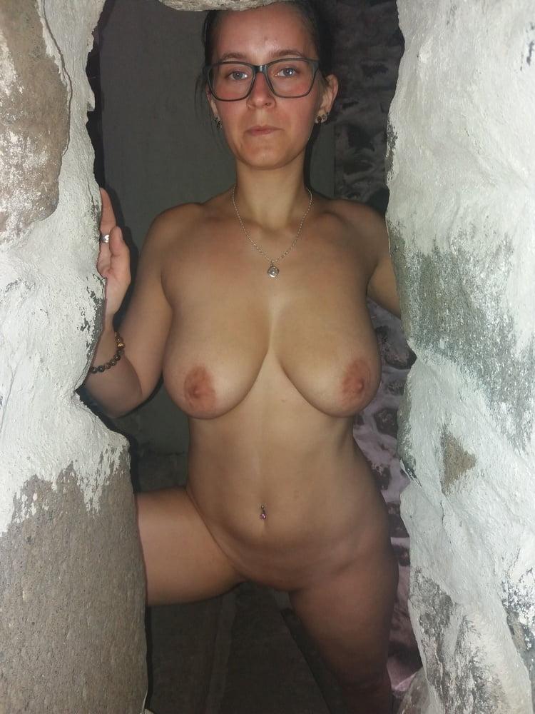 Busty Czech slut