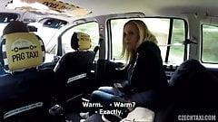 Českej taxikář vopíchal vdanou ženu 😁😁💕